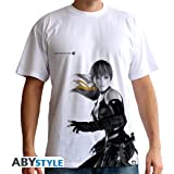 ABYstyle Herren T-Shirt Weiß weiß