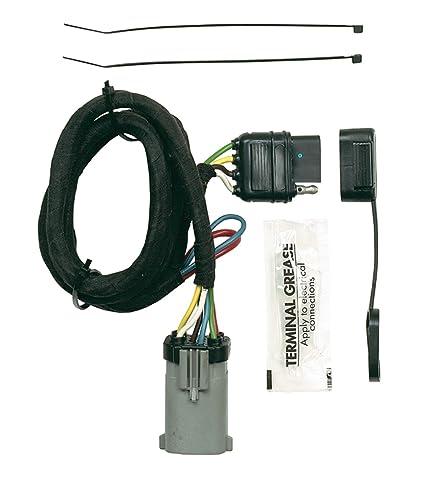 amazon com hopkins 40165 plug in simple vehicle wiring kit automotive Radio Wiring Harness Diagram