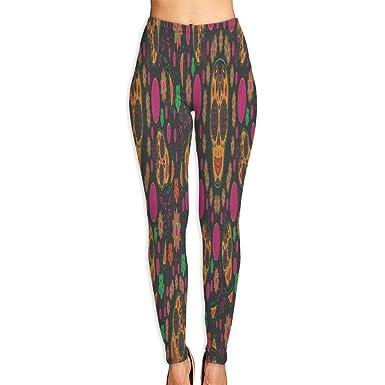Amazon.com: Pantalones de yoga personalizados con calavera ...