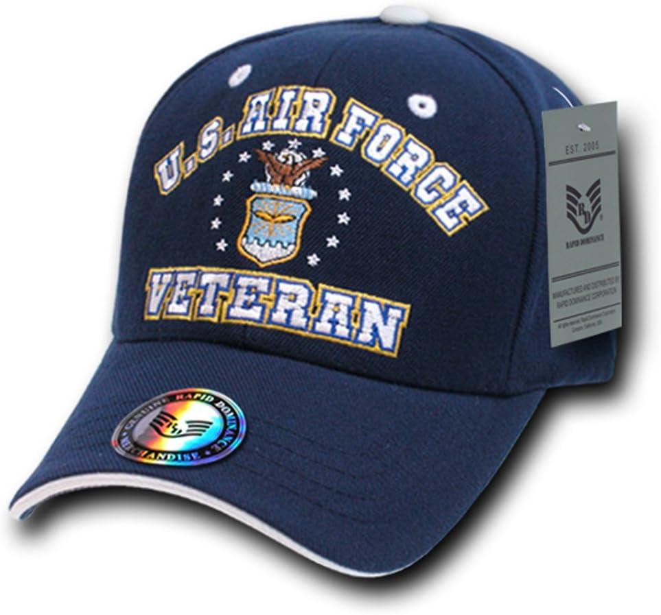 Rapiddominance Marine Veterans' Cap