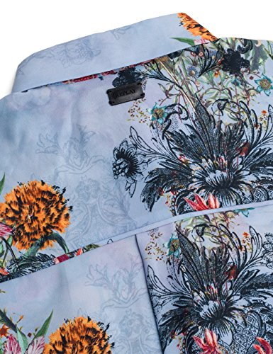 Multicolore Multicolor Avio Flower Blouse Print 20 Replay Femme 1wgqUWF