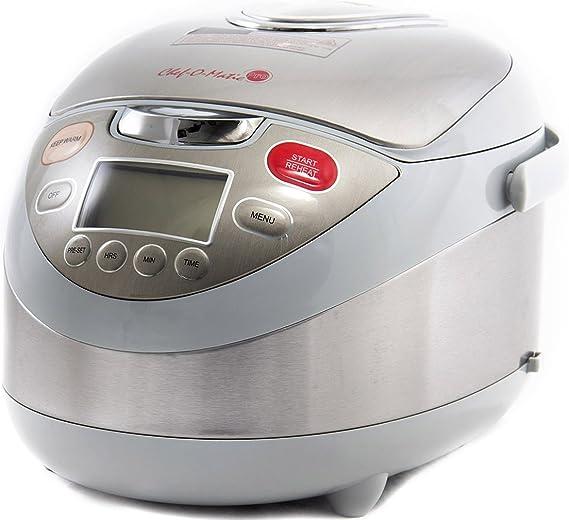Robot de cocina chef o matic pro programable 3l: Amazon.es: Hogar