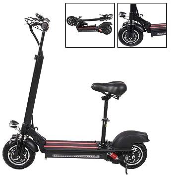 XYLUCKY Scooter eléctrico para Adultos E-Bike Bicicleta ...