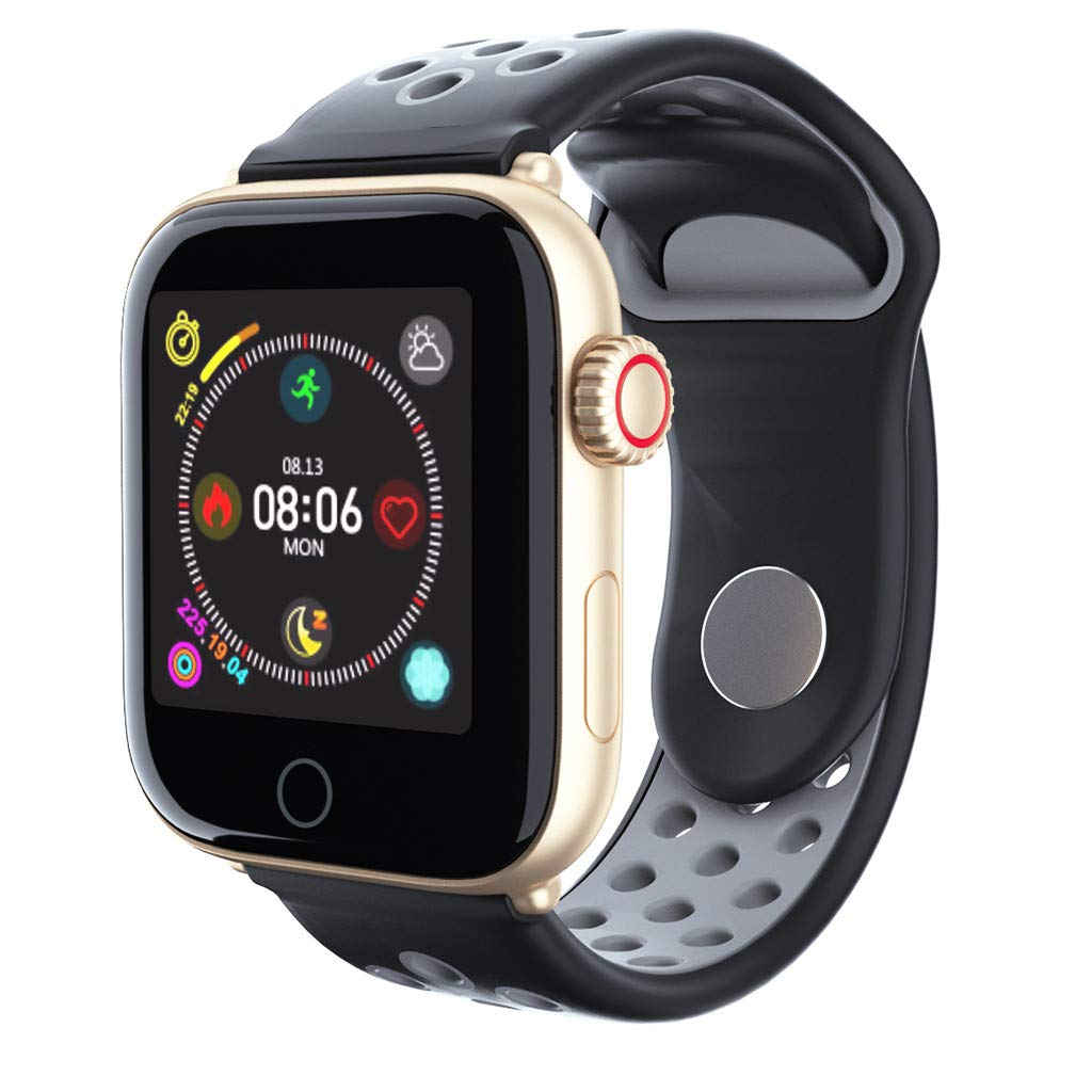 Fashion Bluetooth Smart Watch Heart Rate Monitor Bracelet for Android