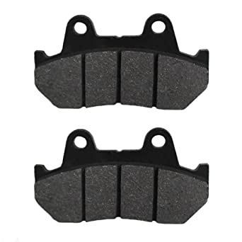 Amazon.com: Road Passion Front Brake Pads for HONDA CBX 1981-1982/CX 650 T Turbo-1983/Silverwing Interestate1981-1982: Automotive