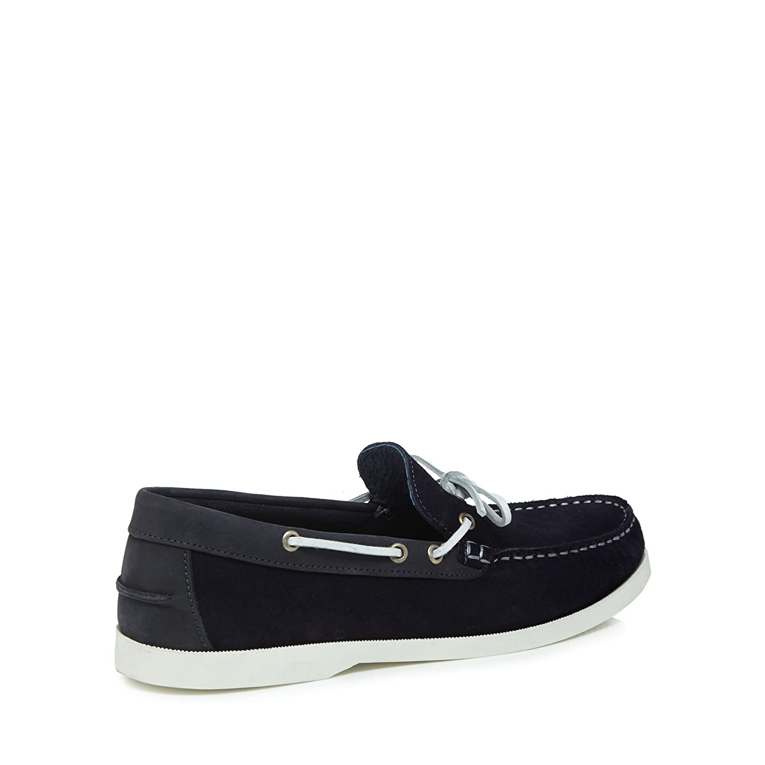 Navy suede 'Burdock' loafers clearance comfortable FjN5iCy