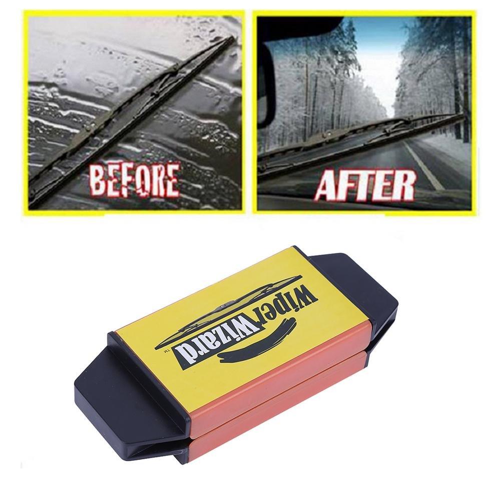 vanpower Car Cleaner Windscreen Wizard Wiper Restorer With Sponge