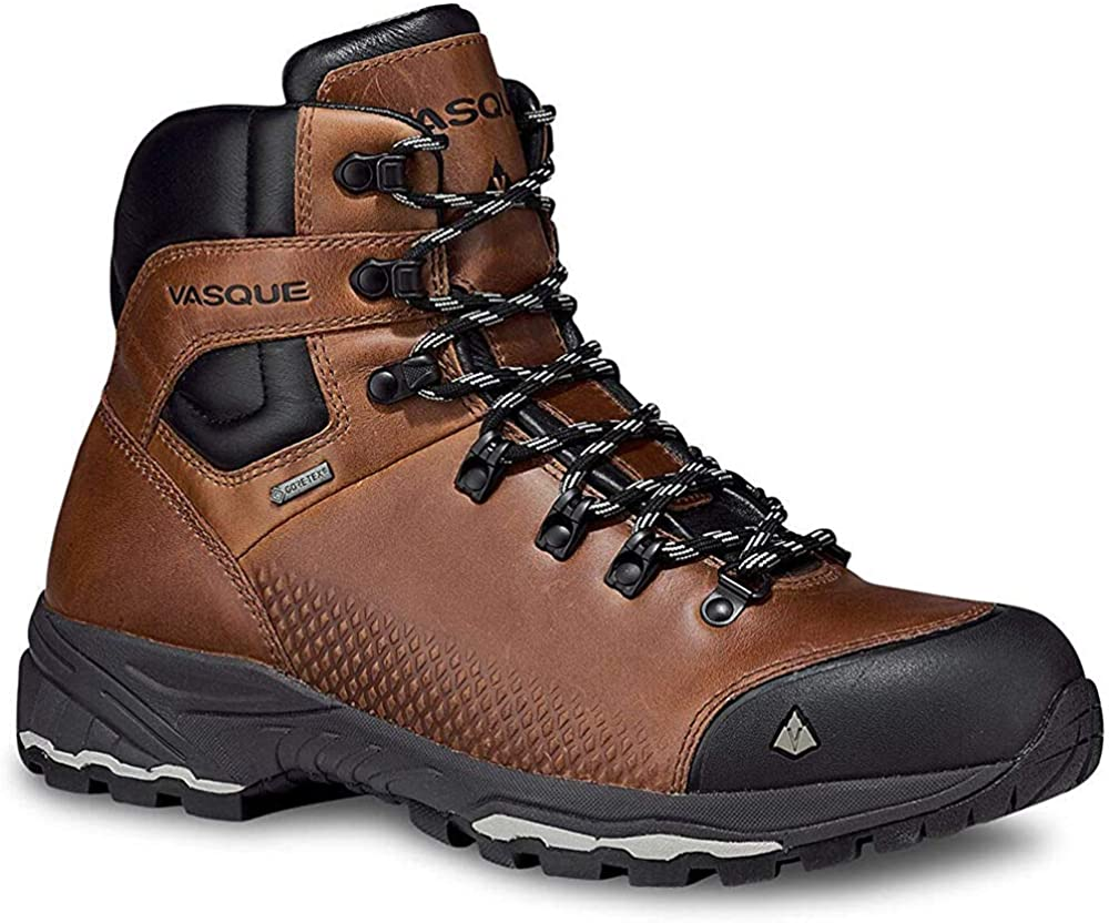 Vasque Men s St. Elias Fg GTX Full-Grain Leather Gore-tex Waterproof Hiking Boot
