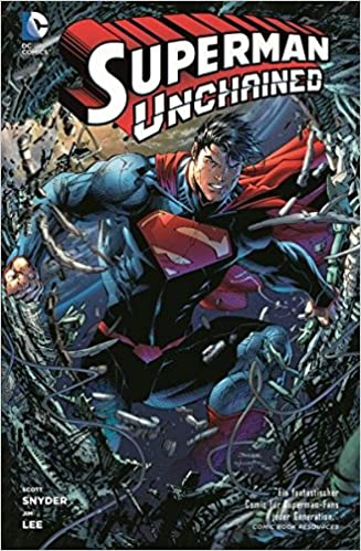 Superman Unchained: Amazon.es: Scott Snyder, Jim Lee: Libros ...
