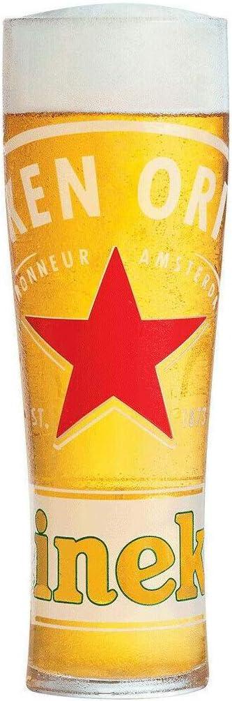 Heineken Pint Glass