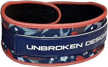 Unbroken Designs Cintur/ón de Velcro