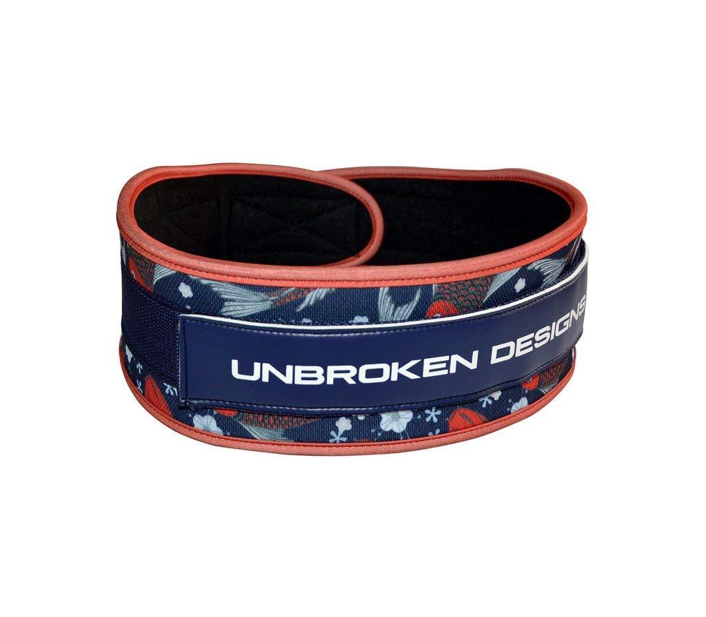 Unbroken Designs Night Swim 10,2 cm Gewicht Gürtel