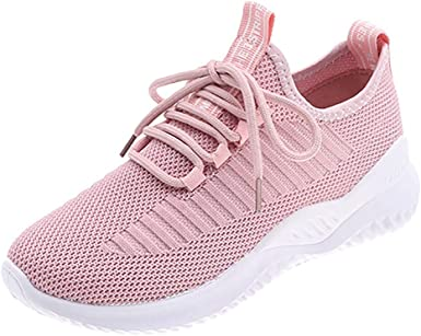 MOIKA - Zapatillas deportivas para mujer rosa 37: Amazon.es: Ropa y accesorios
