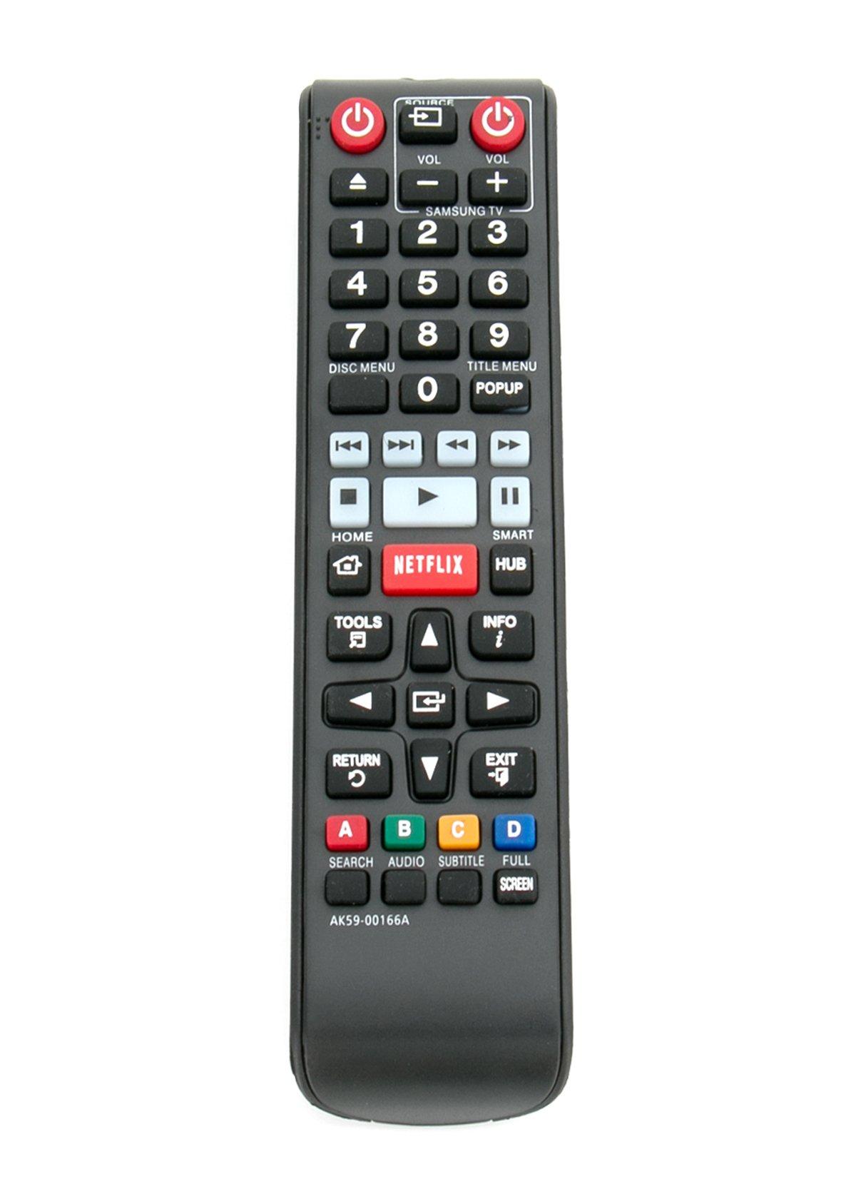 Control Remoto Ak59 00166a Samsung Blu Ray Dvd Player Bd ...