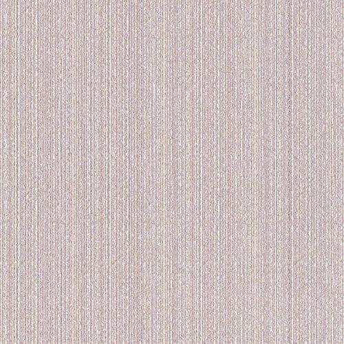 (Beacon House 2614-21012 Noelia Strie Stripe Wallpaper, Mauve)