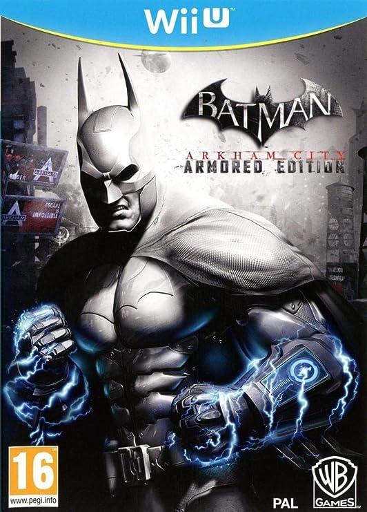 Batman Arkham City - édition armored [Importación francesa]: Amazon.es: Videojuegos