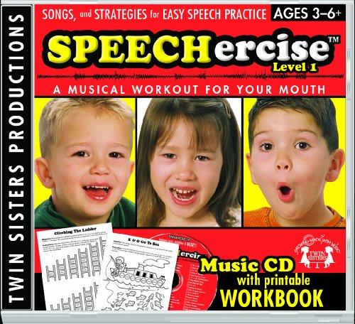 Amazon.com: Speechercise: Level 1: Music