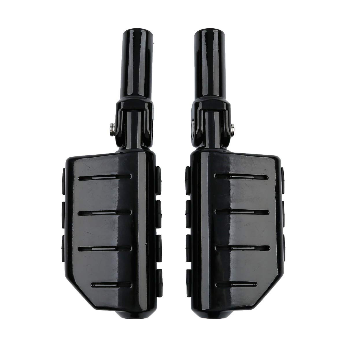 XFMT Motorcycle Foot Pegs Footrests For Harley Softail Slim FLS 2012-2017 2016 Replaces Harley Davidson part 50932-08