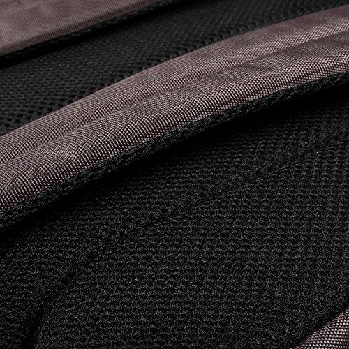 Thikin - Bolso al hombro para hombre, negro (Negro) - Thikin Backpack negro