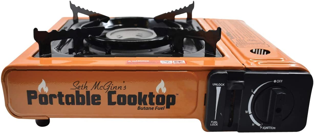 CanCooker Portable Stove & Cooktop for Camping, Tailgating & Outdoor Adventures