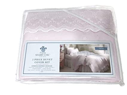 Simply Shabby Chic White Bed Skirt TWIN     Cottage
