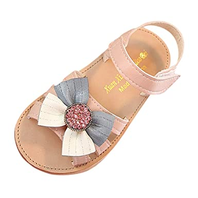 19b435befa713 Amazon.com: LNGRY Baby Shoes, Toddler Infant Kids Child Girls ...