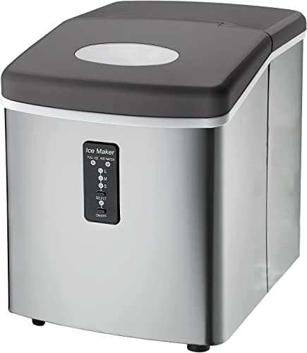 Think Gizmos Portable Counter Top Ice Maker Machine TG22