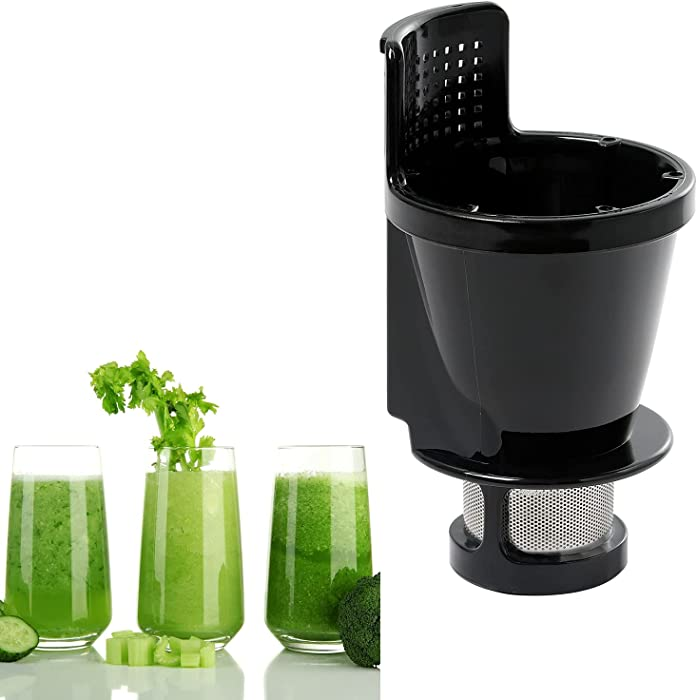 8006 Juicing Screen Replacement for Omega Vertical Masticating Juicer 8004, 8005, 8006 Strong and Durable Juicer Accessories