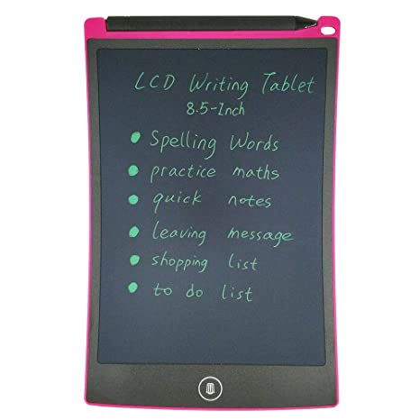 Amazon.com: Tablet de escritura LCD de 8.5 inch, tablero de ...