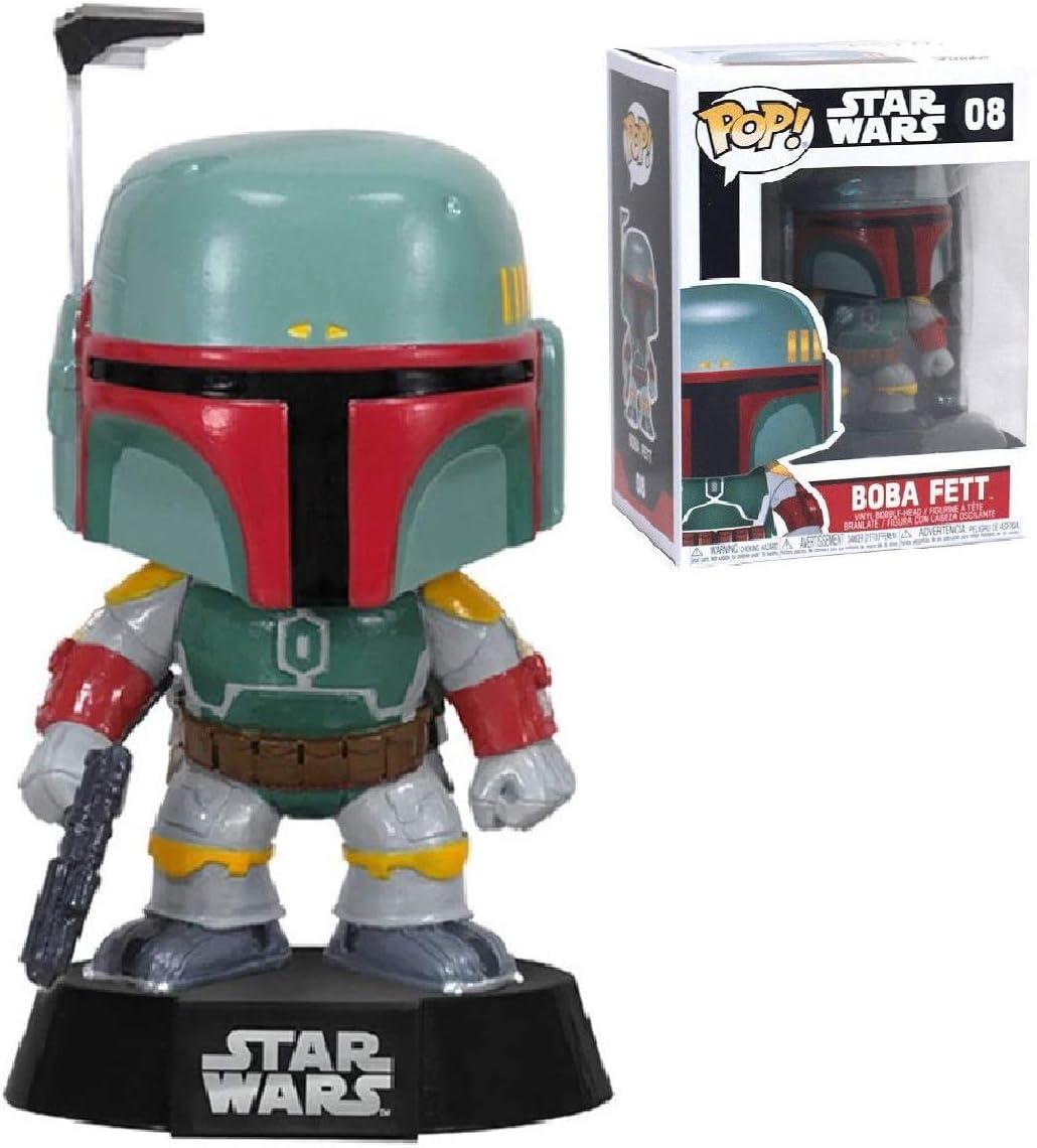 Star Wars Clone Wars-Obi Wan Kenobi Vinyle Figure 10 cm Funko Pop