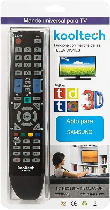 Mando Distancia Universal Para la Mayoría TV Televisores Samsung ...