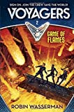 img - for Voyagers: Game of Flames (Book 2) book / textbook / text book