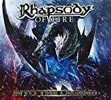 Into The Legend (Limited Digipak) by Rhapsody Of Fire