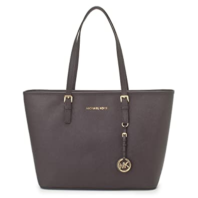 95cdea138e24 (マイケルコース) MICHAEL KORS トートバッグ JET SET TRAVEL TPO ZIP TOTE 30S4GTVT2L 001