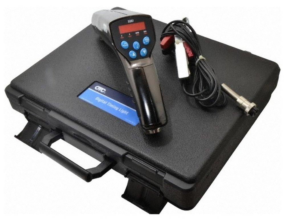 Automotive Advance Digital Timing Light, 12 Volt, 4' Cable Length