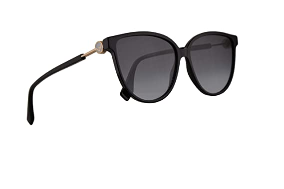 Amazon.com: Fendi FF0345/S FF0345S FF 0345/S - Gafas de sol ...