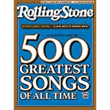 Selections from Rolling Stone Magazine's 500 Greatest Songs of All Time - Classic Rock to Modern Rock: Easy Guitar TAB for 67 Songs to Play on the Guitar!: 2