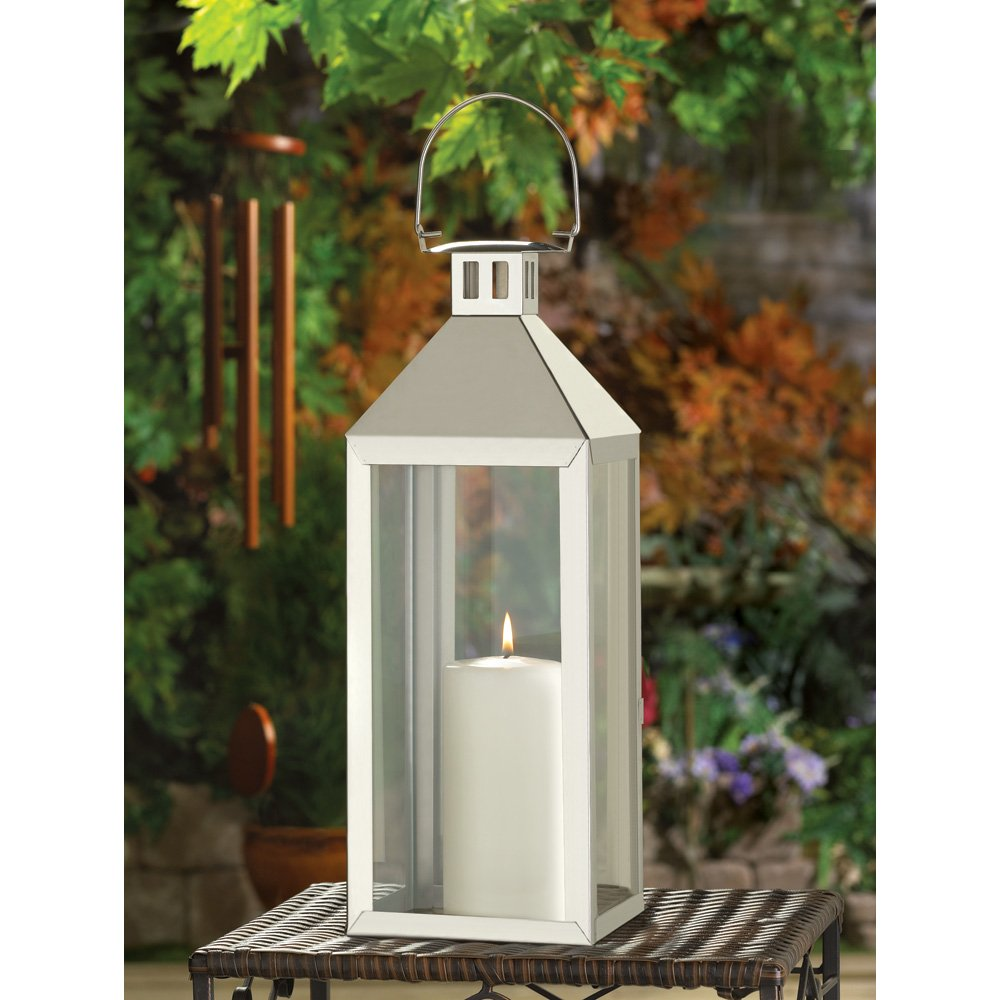 10 WHOLESALE SOHO CANDLE LANTERN WEDDING CENTERPIECES by Tom & Co. (Image #3)