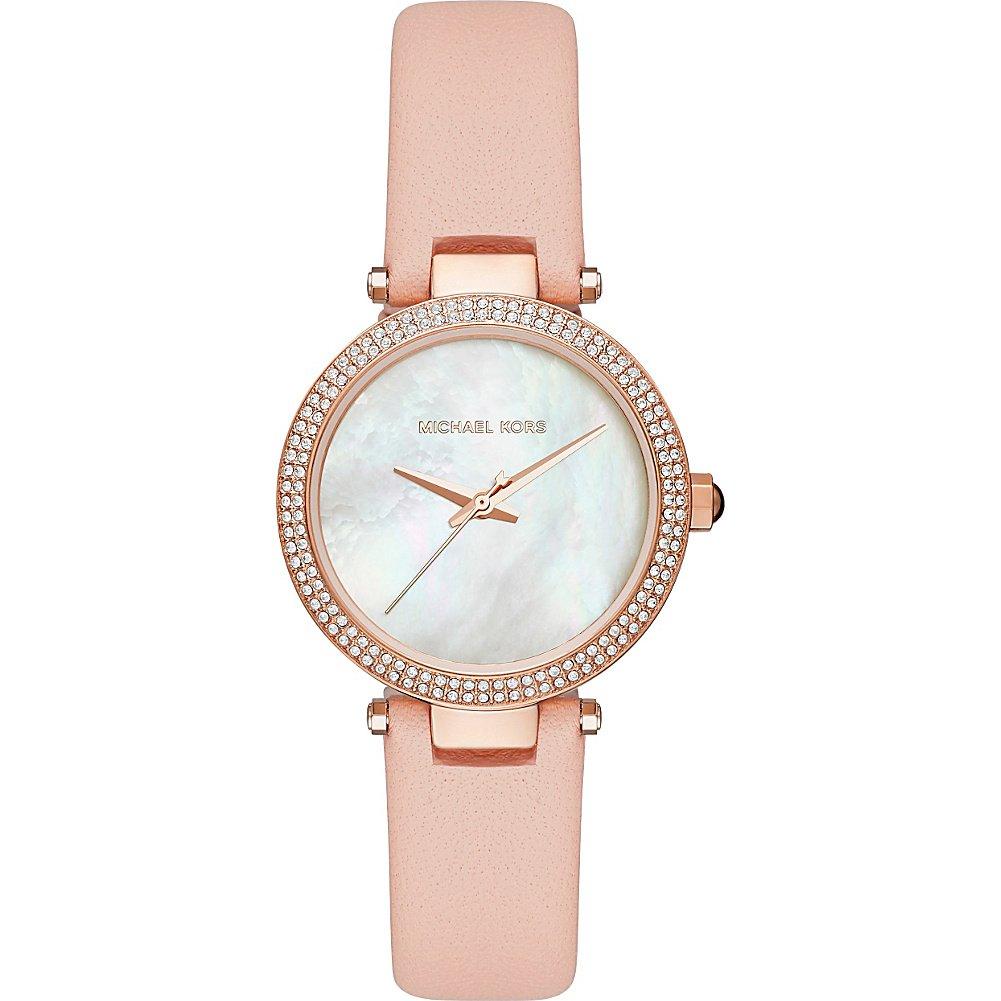 824f4d8b1bd3 Amazon.com  Michael Kors Women s Mini Parker Watch