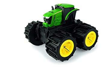 John Deere Preschool 46711 Monster Treads Mini Ruedas Parte Tractor: Amazon.es: Juguetes y juegos