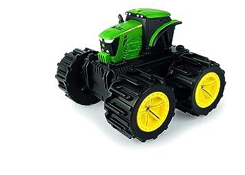 John Deere Preschool 46711 Monster Treads Mini Ruedas Parte Tractor: Amazon.es: Juguetes y juegos