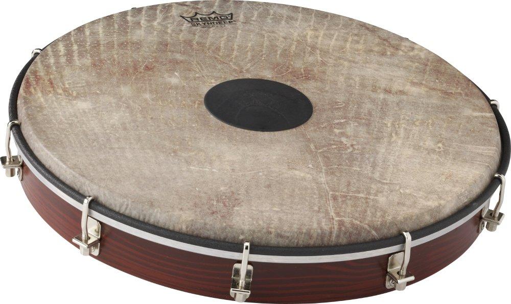 Remo HD9212-83 12 x 2 Inches Clear Tone Tablatone Frame Drum