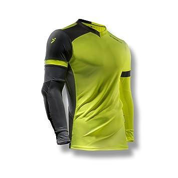 06fb24ff5 Storelli ExoShield Gladiator Goalkeeper Jersey  Amazon.com.au ...