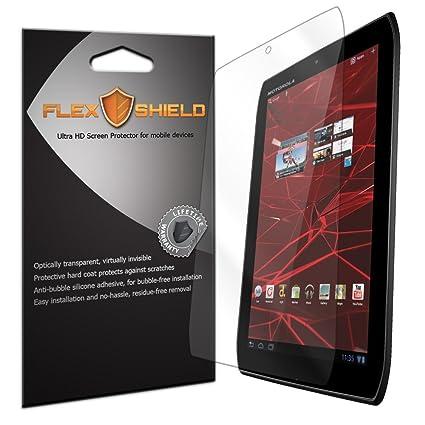amazon com motorola xoom 2 screen protector 5 pack flex shield rh amazon com Motorola Xoom Accessories Motorola Droid
