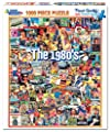 White Mountain Puzzles The Eighties - 1000 Piece Jigsaw Puzzle