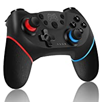 Deals on RegeMoudal Wireless Pro Controller Gamepad for Switch Console
