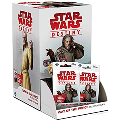 Fantasy Flight Games Star Wars Destiny: Way of the Force Booster Pack Display (36): Toys & Games