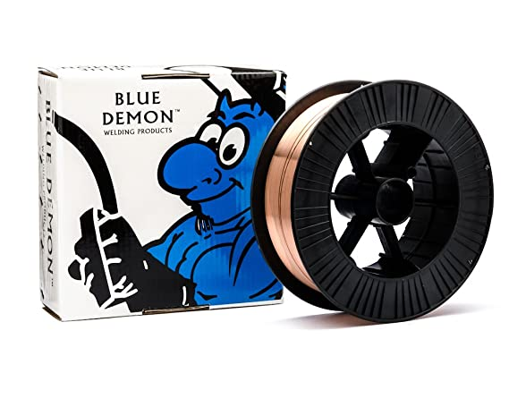Blue Demon ERCuSi-A X .030 X 2LB Spool Welding Wire - Brazing Rods - Amazon.com