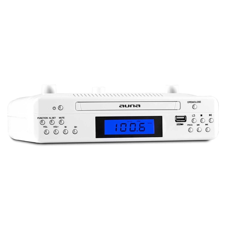 auna KR 150 Unterbau-Küchenradio CD Unterbauradio: Amazon.de: Elektronik
