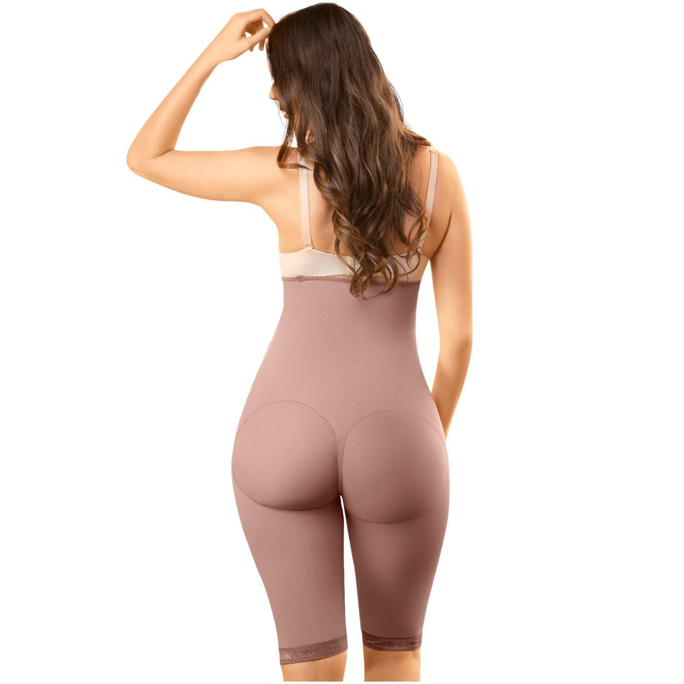 DPrada 041 Faja sin Tirantes para Mujer sin Espalda Body Shaper Fajas para Adelgazar: Amazon.es: Ropa y accesorios